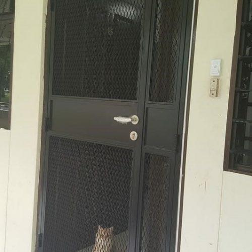 Gate Door Window Gate HDB Main