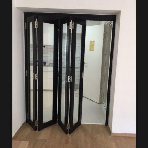 Gate Door Window Aluminium Door HDB BTO