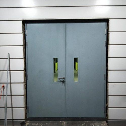 Gate Door Window Fire Rated Door