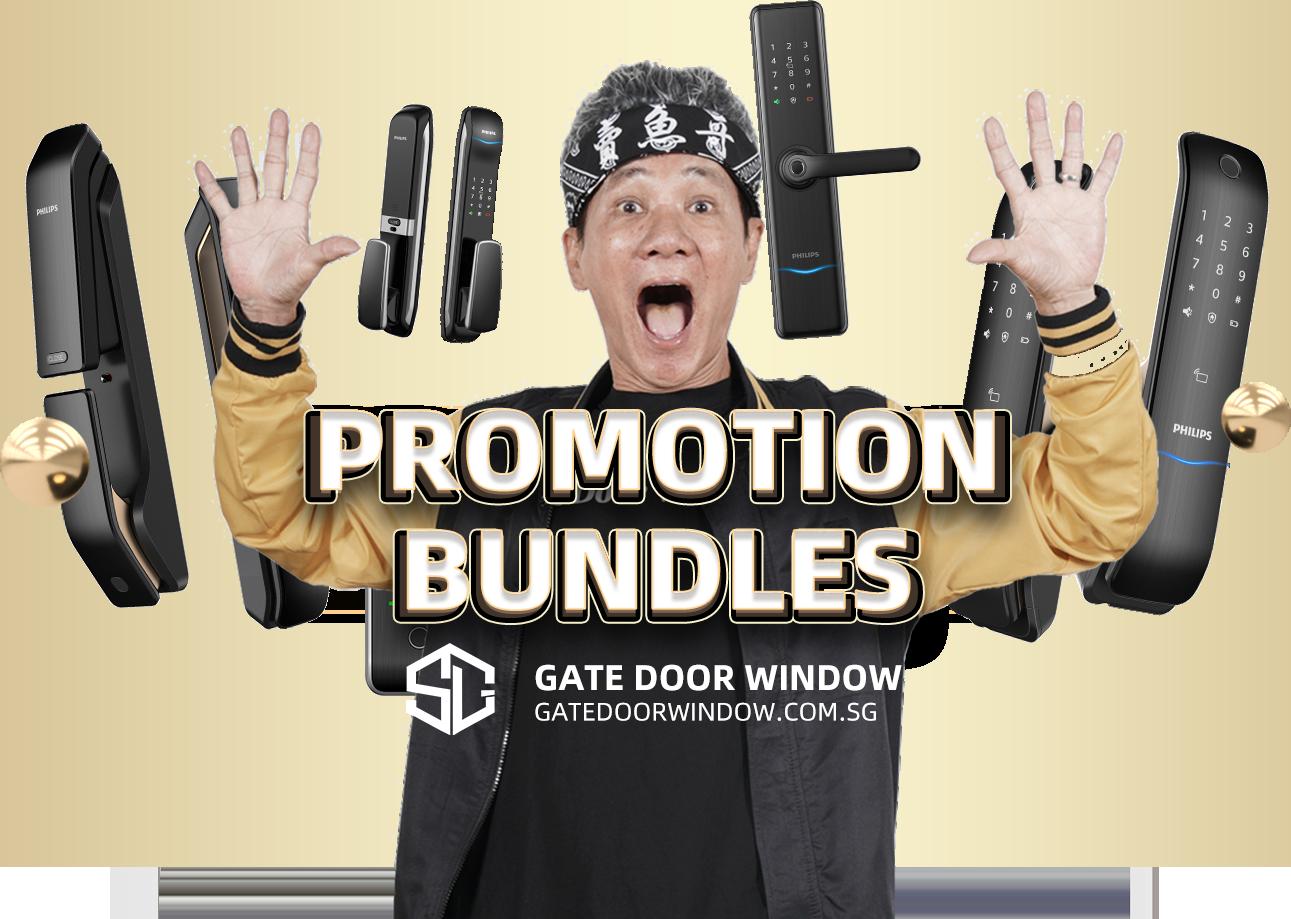 Gate Door Window Promotions