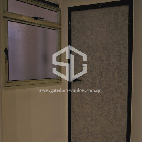 Gate Door Window Bedroom Door Projects HDB BTO