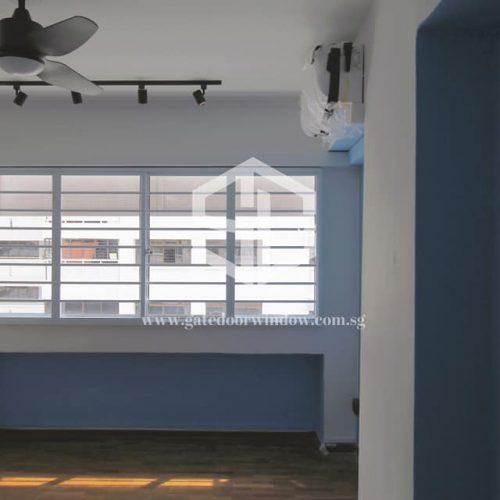 Gate Door Window HDB Window Grilles Frame