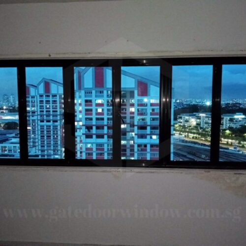GateDoorWindow Window Grille