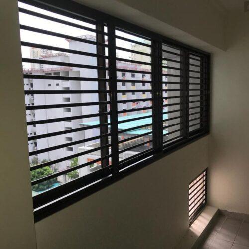Window Grille 2 HDB