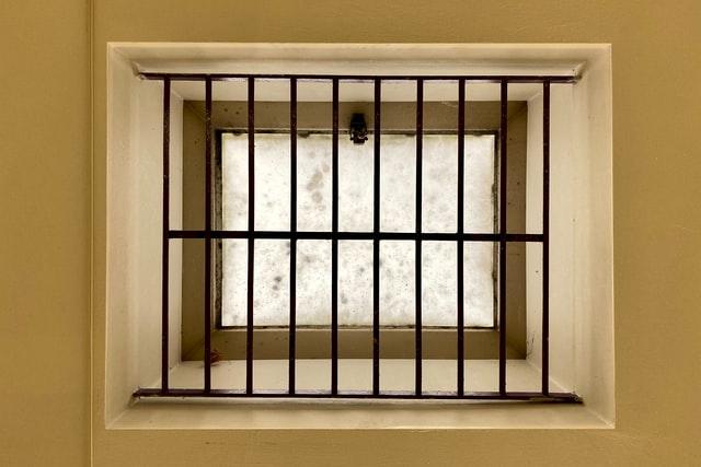 Window grille hdb