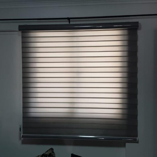 home window and blinds privacy